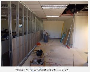 CTECH MOUNTAIN INSTITUTE FRAMING AUGUST 2016 REPORT