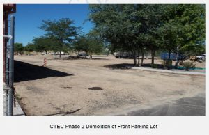 CTECH PHASE TWO PARKING LOT AUGUST 2016 DGB