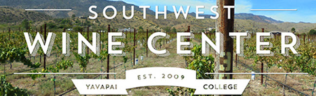 SOUTHWEST WINE CENTER SIGN