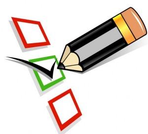 Survey 6 clip art 1