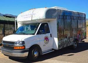Yavapai-Apache nation bus